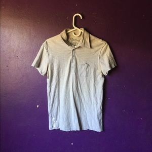 Small Diesel Shortsleeved Polo With Pocket